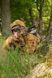 Nazi sniper Stock Photos