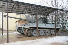 Nazi tank Stock Photos