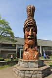 Nazione cherokee Fotografia Stock