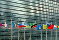 Nazioni Unite Fotografia Stock Libera da Diritti