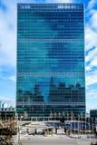 Nazioni Unite che costruiscono nel nyc Fotografia Stock