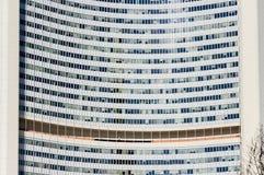 Nazioni unite che costruiscono vicino su Vienna Fotografie Stock Libere da Diritti