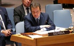 Nazioni unite di riunione del consiglio di sicurezza 7760 Fotografia Stock Libera da Diritti