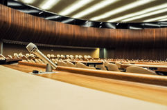 Nazioni Unite, Ginevra Fotografie Stock