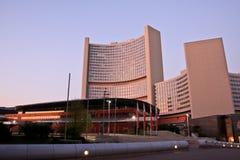 Nazioni unite ufficio, Vienna Immagine Stock