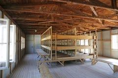 Nazistkoncentrationsläger i Dachau, Bayern fotografering för bildbyråer
