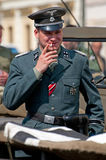 nazistowski żołnierz Zdjęcie Royalty Free