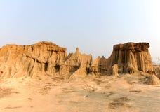 Nazwany ` Sao łomotu Na Noi ` Lokalizować w Sri Nan parku narodowym Zdjęcie Royalty Free