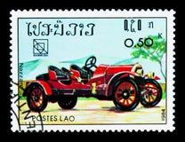 Nazzaro,第19 UPU国会serie,大约1984年 库存图片