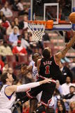 NBA 2011 MVP Derrick Rose Stock Photos