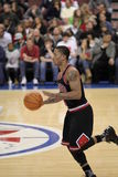 NBA 2011 MVP Derrick Rose Royalty Free Stock Photography