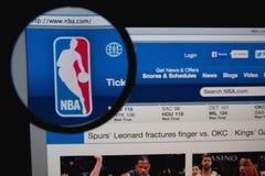 NBA Стоковая Фотография RF