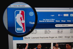 NBA fotografia royalty free