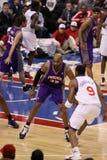 NBA 8 Time All Star Vince Carter Stock Photos