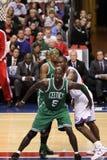 NBA All Star Kevin Garnett & Paul Pierce Stock Images