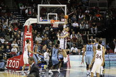 NBA Bach Lopez Stockbilder