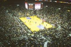 NBA Basketball Game Royalty Free Stock Photography