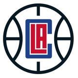 NBA editorial de Los Angeles Clippers stock de ilustración