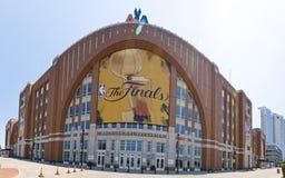 NBA: Finais de junho 10 NBA Imagem de Stock Royalty Free