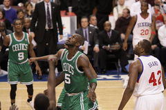 NBA Kevin Garnett Royalty Free Stock Image