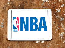 Nba logo Fotografia Royalty Free