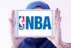 Nba logo Obrazy Royalty Free