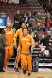 NBA Phoenix Suns. Phoenix Suns v Philadelphia 76ers, Wells Fargo Center in Philadelhia, 24/01/2011 Royalty Free Stock Images