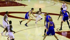NBA pro Kyrie Ирвинг Стоковое Фото