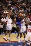 NBA speler Amar'e Stoudemire stock afbeeldingen