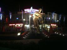 NBA-Stadt, Orlando, Florida Lizenzfreies Stockbild
