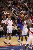 NBA toute l'étoile Amare Stoudemire Images stock