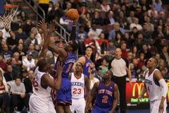 NBA tutta la stella Amare Stoudemire   Fotografia Stock
