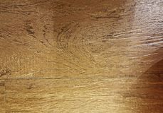 Wood texture - oak - illuminated - light brown. Nbackground for illustrations, cards, diplomas, certificates. Made in oak wood. Suitable to enlarge or reduce and royalty free stock photography