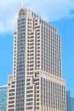 NBC πύργος Σικάγο στοκ φωτογραφία με δικαίωμα ελεύθερης χρήσης