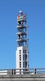 NBC πύργος Στοκ Φωτογραφίες