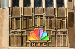 NBC Σικάγο στοκ φωτογραφία με δικαίωμα ελεύθερης χρήσης