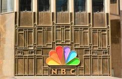NBC Chicago Fotografía de archivo libre de regalías