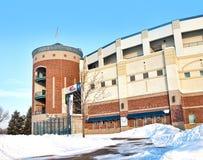 NBT银行体育场 免版税库存照片