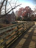 NC的斯隆公园 免版税库存图片