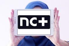 NC плюс логотип Стоковая Фотография RF