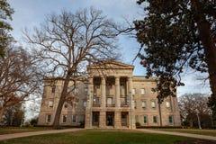 NC Kapitałowy Buduje Raleigh, Pólnocna Karolina obraz royalty free