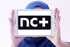 NC plus logo Royalty Free Stock Photography