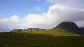 NC500-Scotland Стоковые Фото