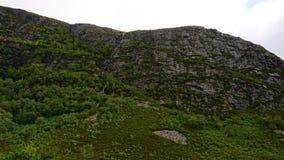 NC500-Scotland Royaltyfri Foto