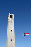 NC State University Bell Tower Stock Photos