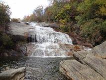 Nc-Wasserfall Lizenzfreie Stockfotografie