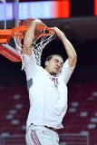 2015 NCAA人的篮球-寺庙休斯敦 免版税库存图片