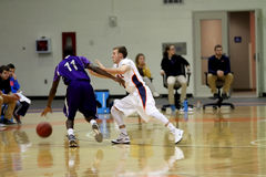 NCAA人的篮球 免版税库存照片