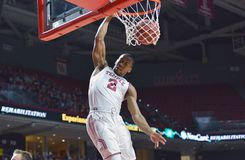 2015 NCAA篮球-寺庙- UCF 库存图片