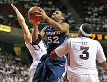 NCAA 2012 Bsketball - Tu Holloway Fotografía de archivo libre de regalías